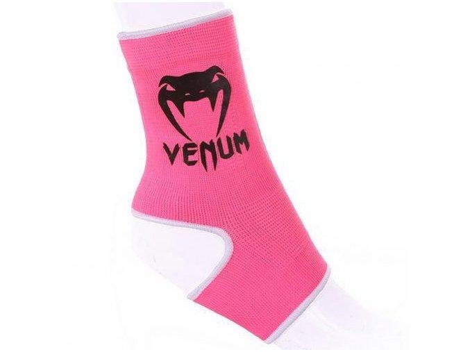 VENUM ochranná bandáž na kotník - neon pink