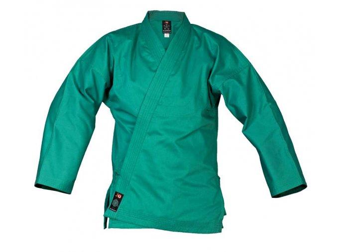 Kabát Element na sebeobranu, judo, aikido, zelený