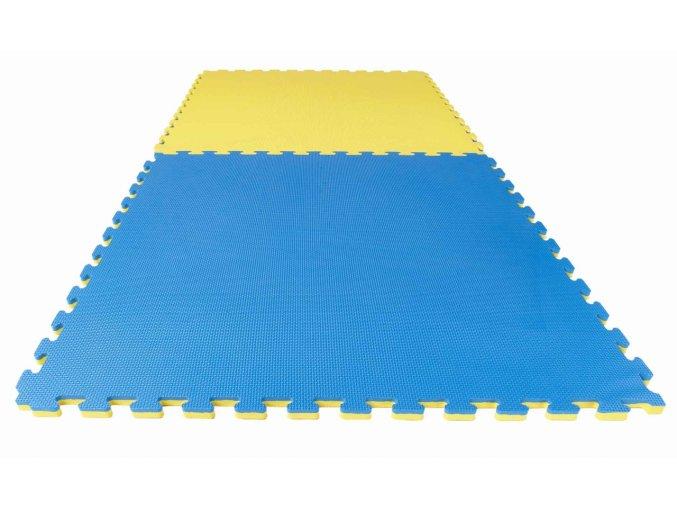 Puzzlematte Econo neu 2cm blue yellow blau gelb 1[1280x1280]