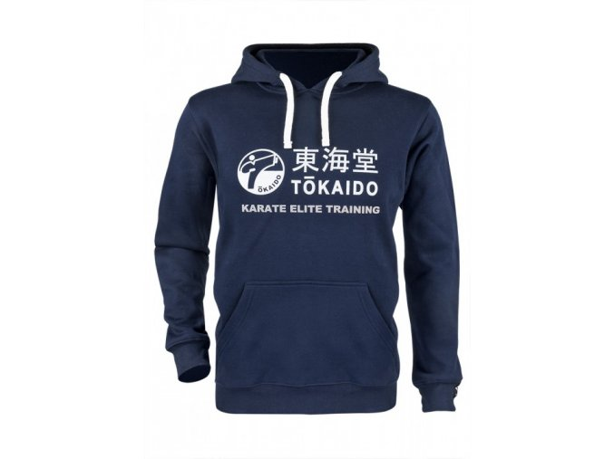 hoody kapuzen pullover tokaido athletic karate elite training blau 01 720x720