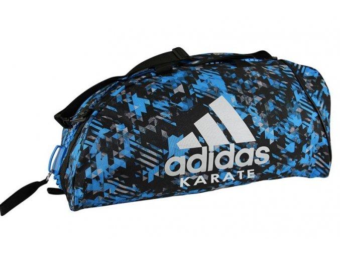 adidas taska batoh v jednom karate camo