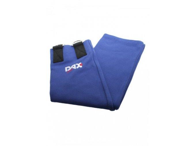 Šplhací pás na judo modrý