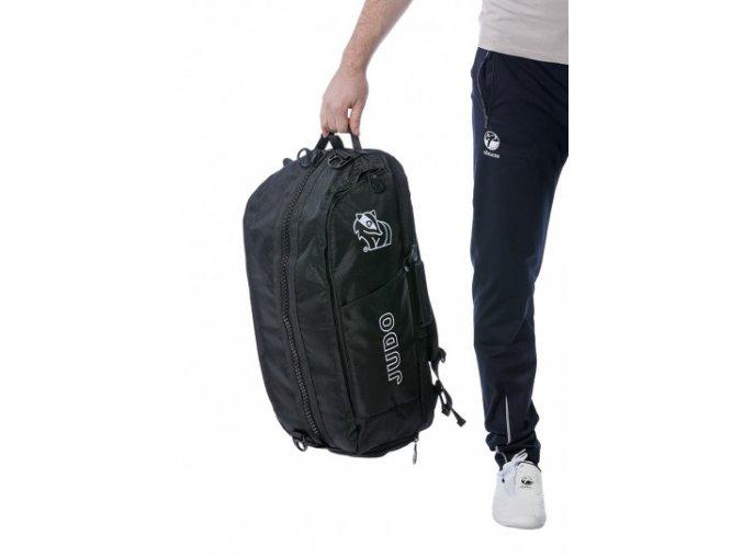 judo a batoh sportovní taška 2 v 1