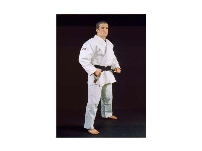 Kimono Aikido DAX 750g - model TORI GOLD - bílé, SUPER CENA