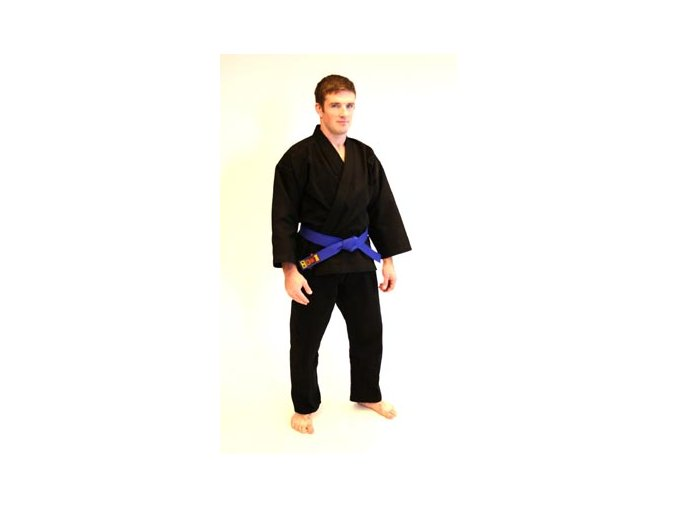 Kimono Jiu Jitsu DAX - model BUSHIDO COMPETITION BLACK