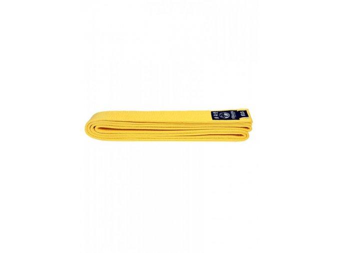 karate guertel tokaido belt farbguertel gelb 720x720