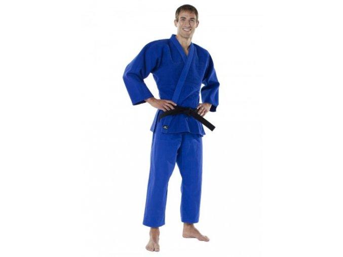 Kimono judo MIZUNO - model SHIAI - modré