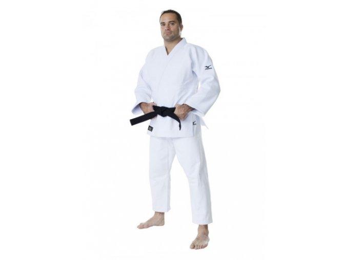 Kimono aikido MIZUNO - model SHIAI - bílé