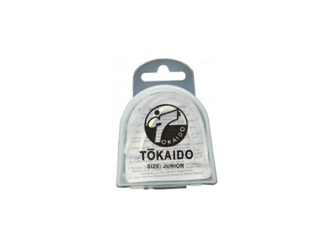TOKAIDO/DAX chránič ZUBŮ JUNIOR nebo SENIOR - single + BOX - TVAROVATELNÝ