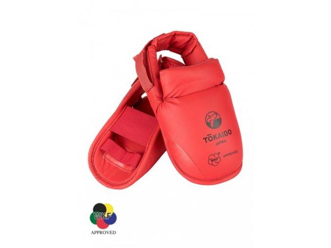 karate fussschutz tokaido wkf mit klett rot 0359ce416cb80c9 384x543