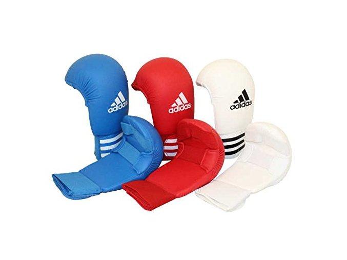 Adidas RUKAVICE Chrániče na ruce pro karate