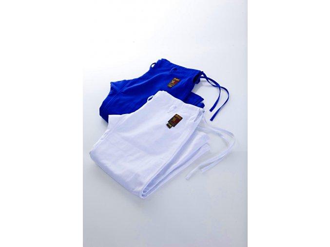 Kalhoty na judo kimona DAX MOSKITO PLUS - modré