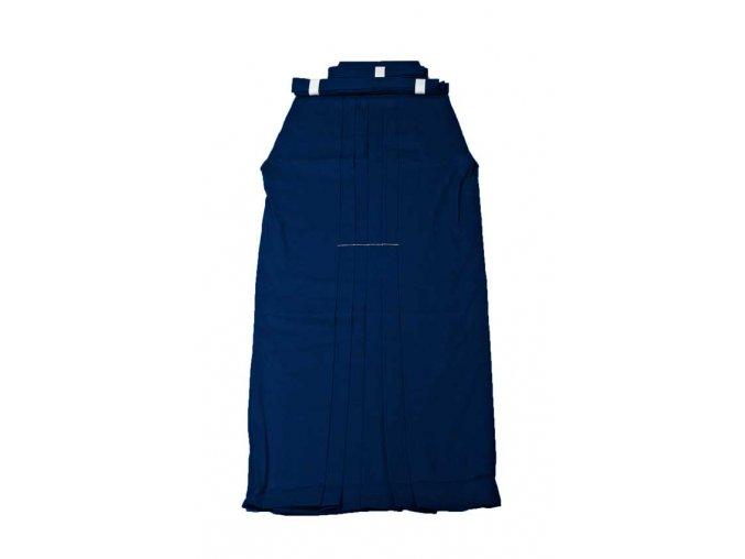 Hakama modrá - bavlna 100%