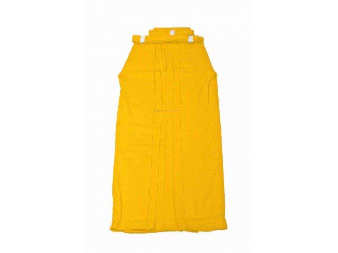 Hakama žlutá - bavlna 100%