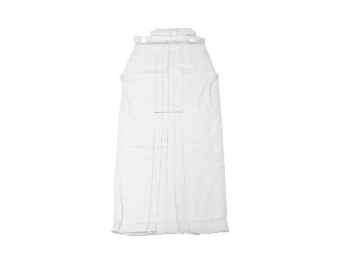 Hakama bílá - bavlna 100%