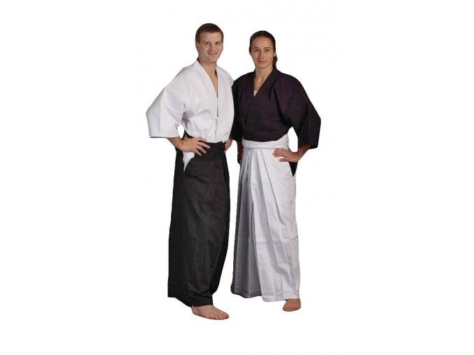 Kabát Kendo / Aikido JUSPORTS - modrý