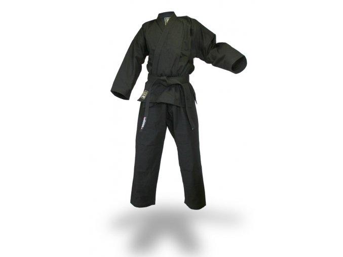 Kimono Jiu Jitsu JU-SPORTS model RONIN - černé