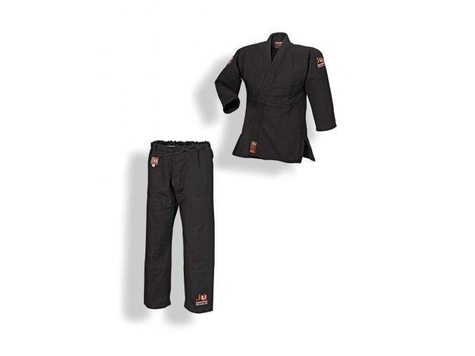 Kimono Jiu Jitsu 750g Brasilia - černé