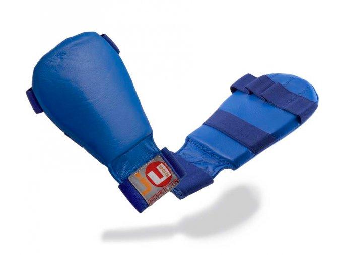 Rukavice na JIU JITSU - modré