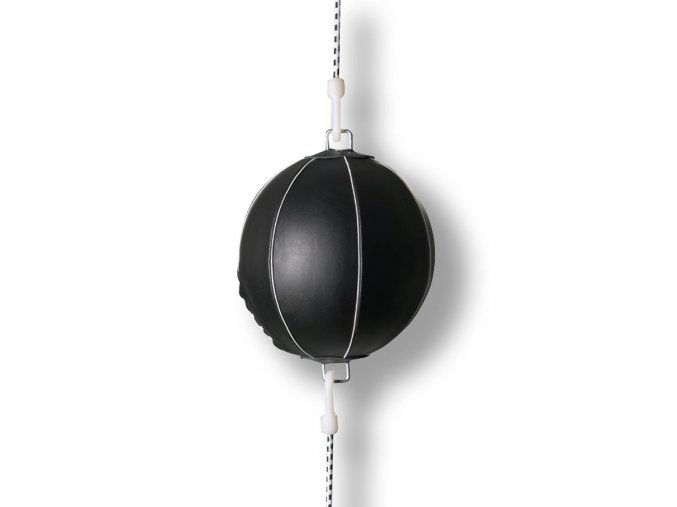Punchball boxovací míč z pravé kůže