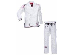 Dámské závodní kimono Jiu Jitsu - BJJ PEARL AMAZONA