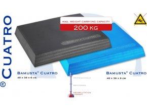 BAMUSTA CUATRO XL  - balanční podložka