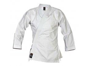 Kabát Element užší střih na sebeobranu, judo, aikido, bílý