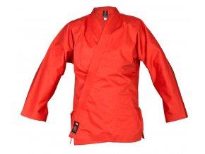 Kabát Element na sebeobranu, judo, aikido, červený