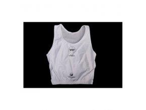 Samostatný TOP - podprsenka pro chránič prsou