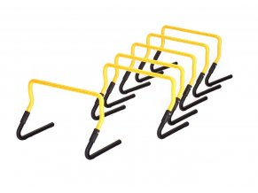 Překážky SADA 6kusů - Nastavitelné překážky 4 výšky