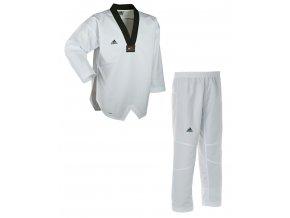 adidas taekwondo fighter bez pruhu 1