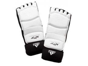 Taekwondo chrániče nohou ADIDAS