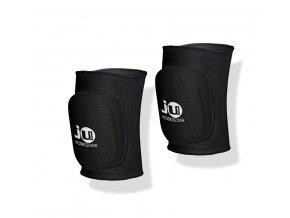 chrániče na kolena černé