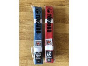 Tokaido karate kata pásek WKF4