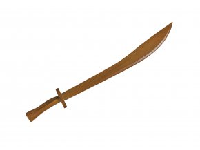 TAI CHI dřevěný meč s drážkou- 83cm