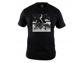 adidas Judo Community T Shirt ADIJGT02 CA black 1