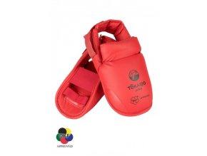 Chrániče nártů na karate (botičky) - Tokaido WKF approved