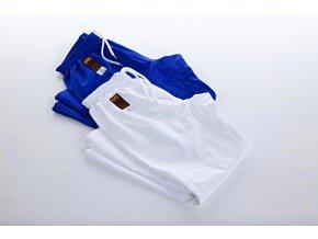 Kalhoty judo DAX model KIDS bílé