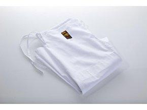 Kalhoty na judo kimona DAX FUJI - bílé