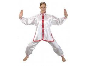 TAI CHI / KUNG FU / WU SHU oblek bílý, velikosti 150-200