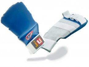 Rukavice na JIU JITSU model PRO JJIF APPROVED- modré