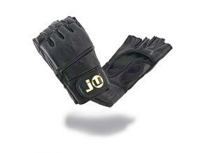 Rukavice na JIU JITSU / MMA model INTERMEDIATE černé