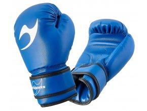 6033006 Boxhandschuh Kinder blau 6oz 01